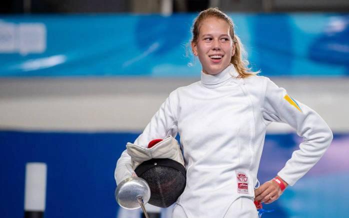Катерина Чорній стала переможницею юніорського чемпіонату України