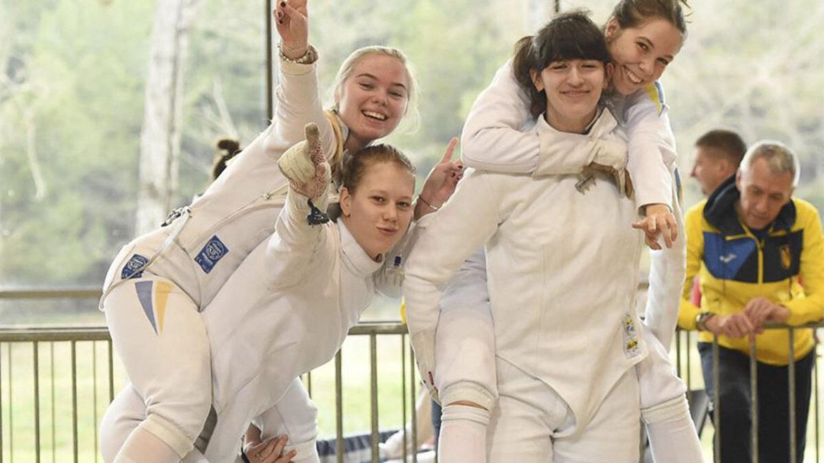 В Поречі пройшов завершився юніорськй чемпіонат Європи