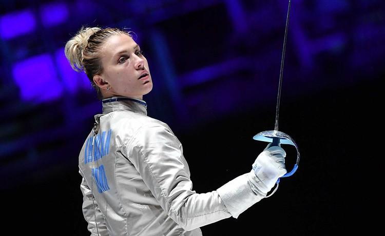 Харлан вдванадцяте стала найкращою спортсменкою місяця в Україні
