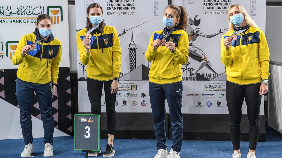 В Каїрі завершився чемпіонат світу з фехтування