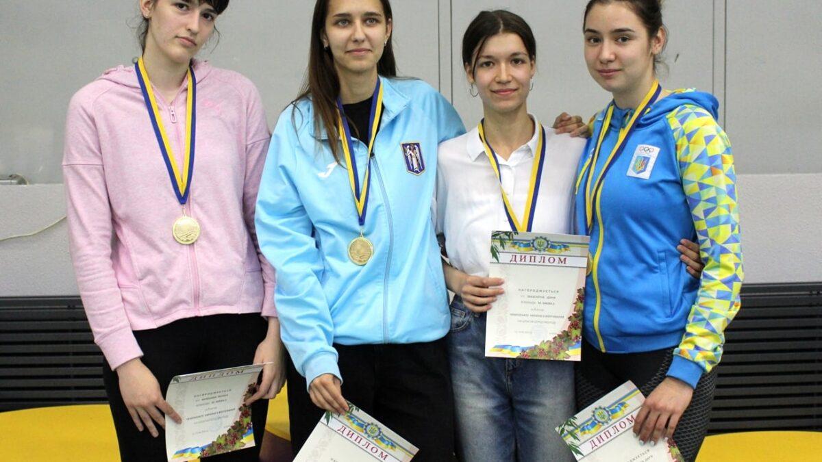 Чемпіонат України з фехтування на шпагах серед молоді U-23
